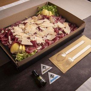 Catering antipasto bresaola 11