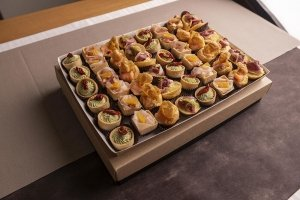 Catering antipasto canape
