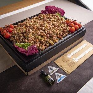 Catering antipasto cereali legumi 03