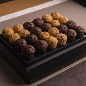 Catering dolci mini muffin 02