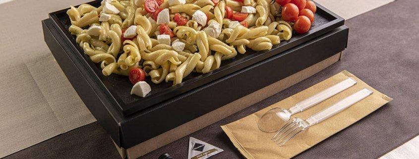 Catering primo fidanzati Gragnano mozzarella pomodoro 02