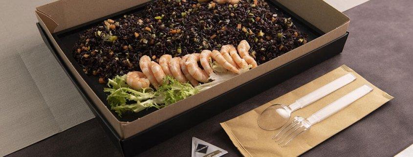 Catering primo riso venere 07