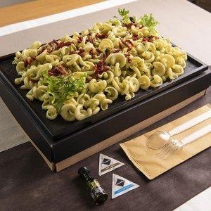 Catering primo vesuvio pesto rucola 09