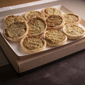 Catering secondo tortino carciofi