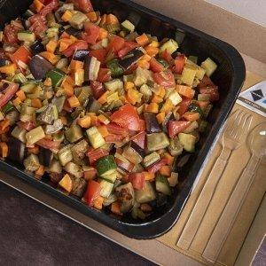 Catering verdure caponata 02