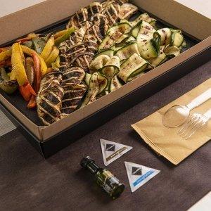 Catering verdure grigliate 02