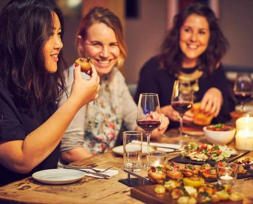 Catering a domicilio personal chef