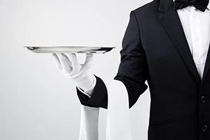 Servizio cameriere 300x200